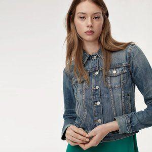 Talula Babaton Aritzia EDO denim jacket - size xs